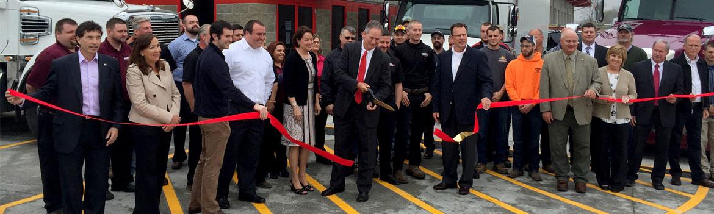 Fyda Freightliner Western Star Zanesville Opens New Full Service